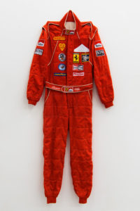 Untitled, Racing suit, 2018