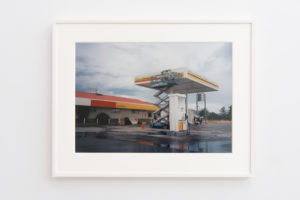Empty Shell, Gas Station II
